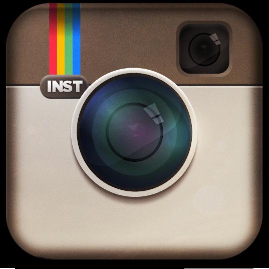 Синий Бокс в Instagram