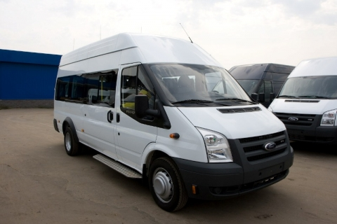 ford transit или peugeot boxer