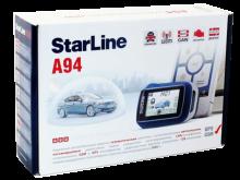 Сигнализация с автозапуском Starline A94 CAN