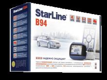 Сигнализация с автозапуском Starline B94 CAN