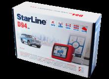 Сигнализация с автозапуском Starline D94 CAN